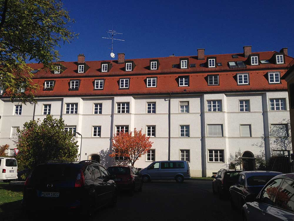 Hollandstr 15-17 in München Schwabing