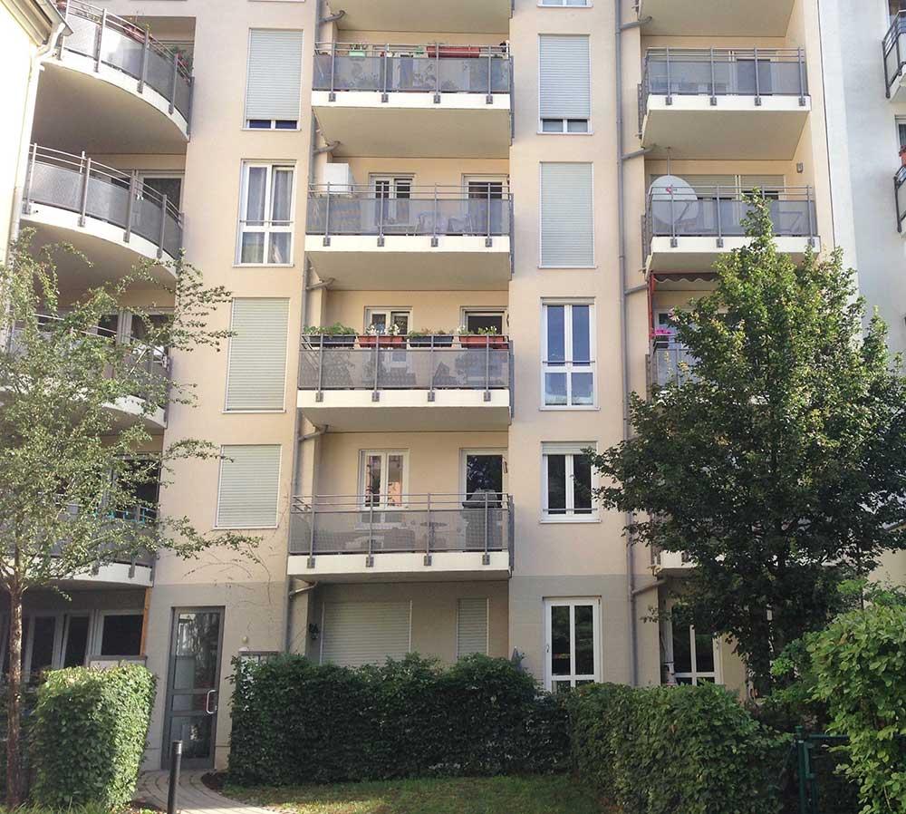 Dukatenpark Landsbergerstr. 211-215 Mitterhoferstr. 1-3a in München-Laim